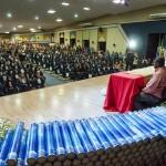 Cerimonia di consegna diplomi