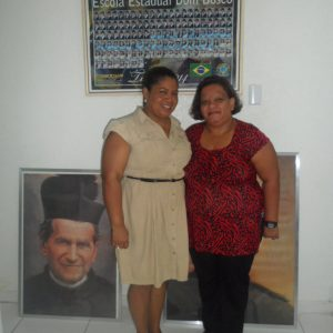 Maria Clarice e Rosele
