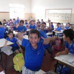 Una classe delle elementari