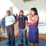 Maria Clarice, Benedito e Padre Didimo