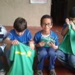 Le nuove magliette verdi