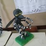 Dengue mascotte