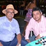 Padre Didimo e Padre Osvaldo