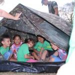 Tutti in tenda
