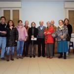 Gruppo benefattori in Emilia