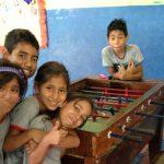 Bambini del PCAF